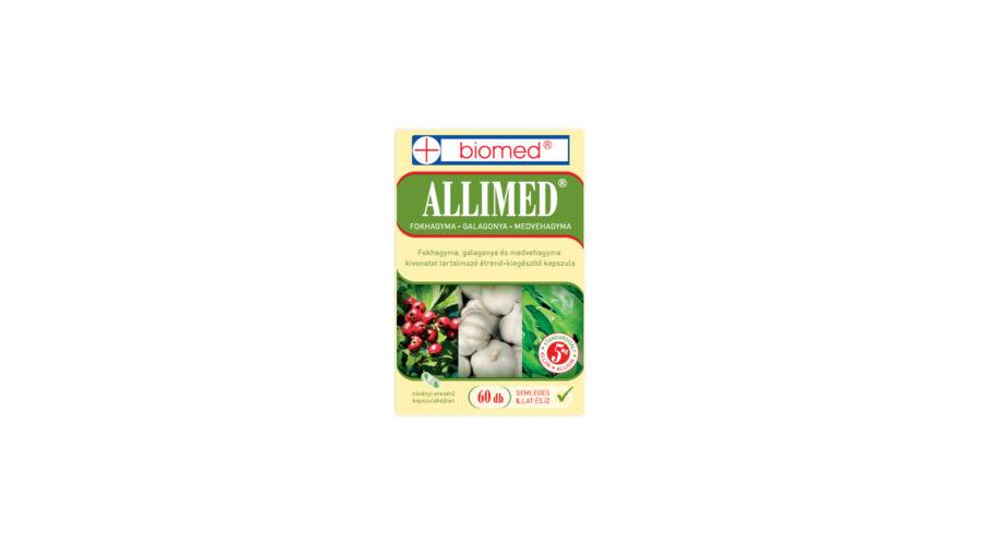 Biomed Allimed kapszula 60 db