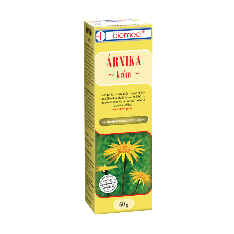 Biomed Árnika Krém 60 g