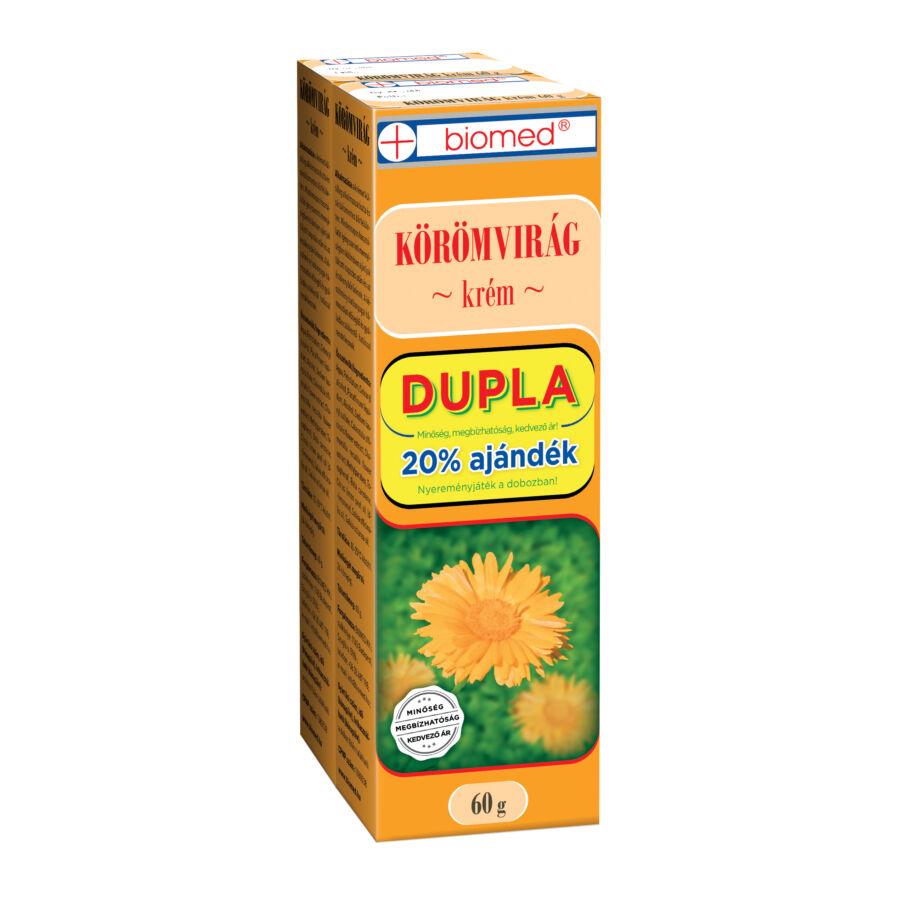 Biomed Körömvirág Krém DUPLA 2x60 g