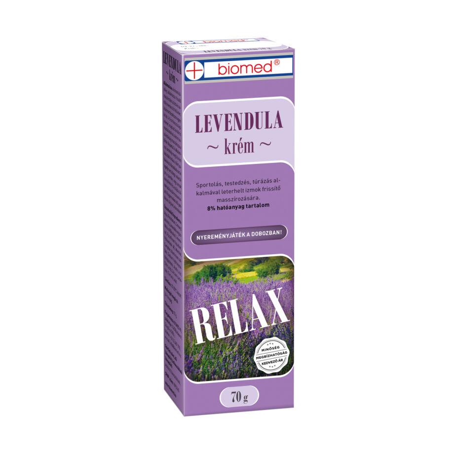 Biomed Levendula Krém 70 g