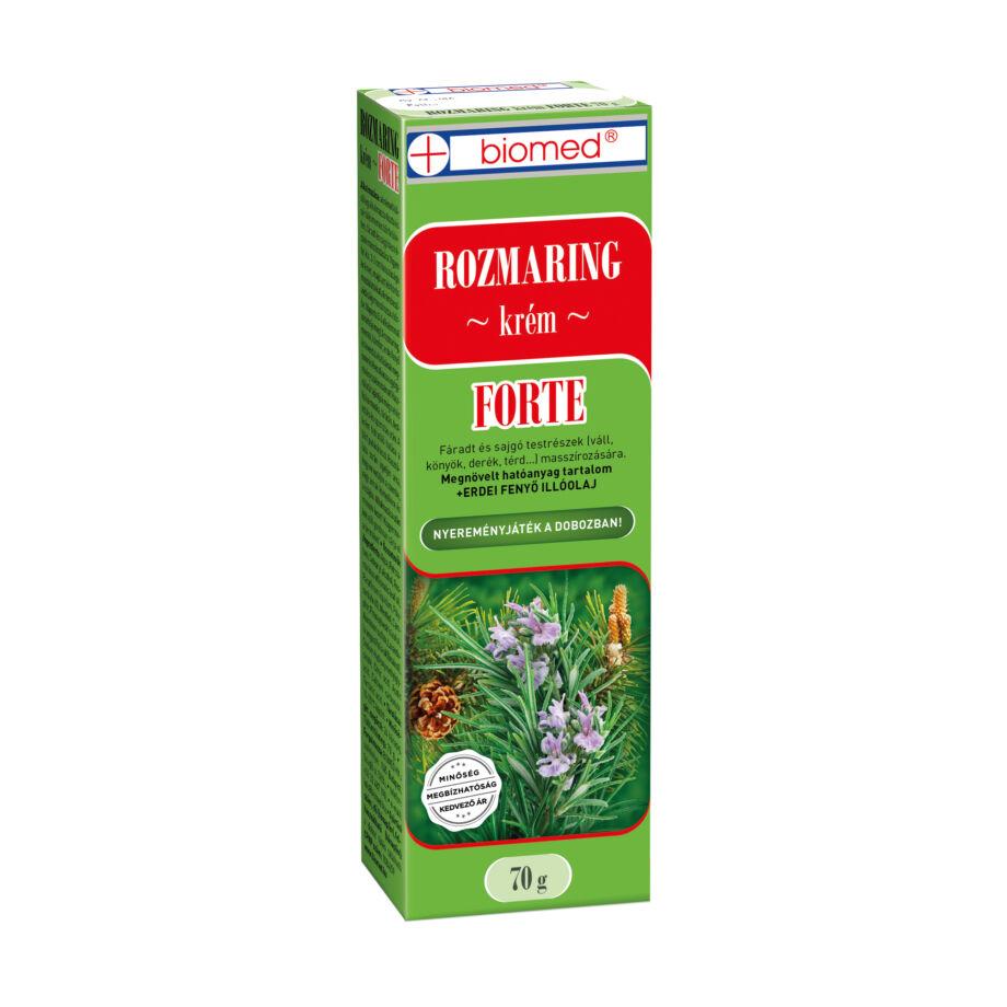 Biomed Rozmaring Krém FORTE 70 g