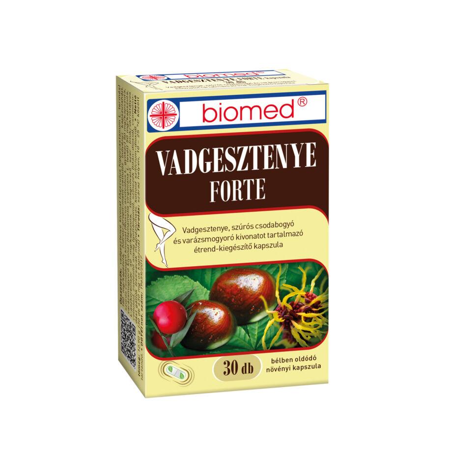 Biomed Vadgesztenye FORTE kapszula 30 db