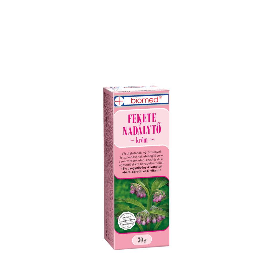 Biomed Fekete nadálytő Krém 30 g