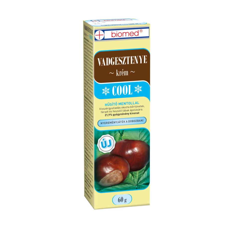 Biomed Vadgesztenye Krém COOL 60 g
